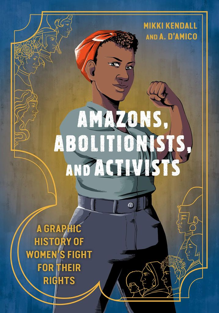 Amazons, Abolitionists, and Activists cover